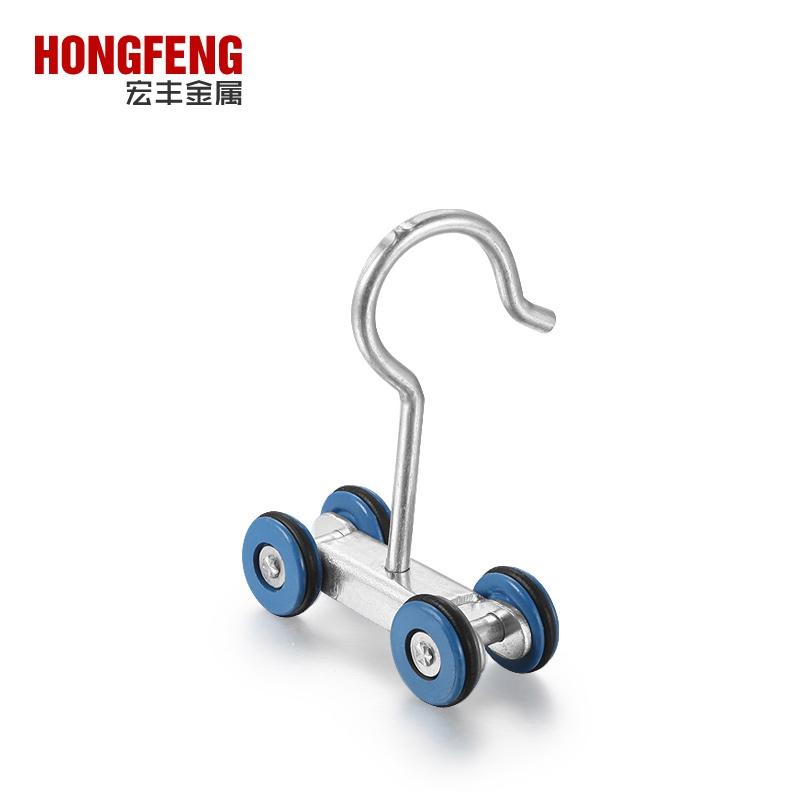 工具滑轮铁
